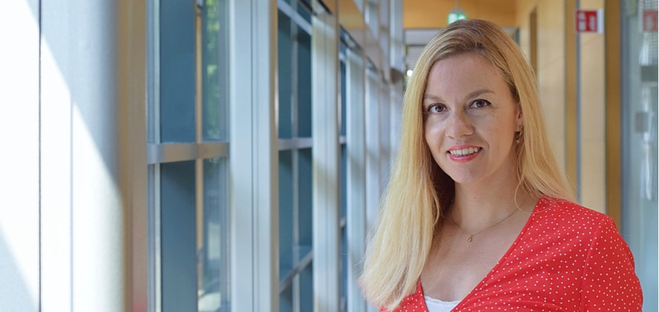 Patty Jansen, gedragswetenschapper bij Interpolis